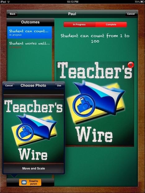 Teacher's Wire | Teaching Appz | iPads in Education Daily | Scoop.it