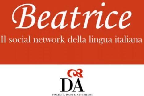 Beatrice accompagna la lingua italiana nel mondo social (B2-C1) | Italiano per stranieri | Scoop.it