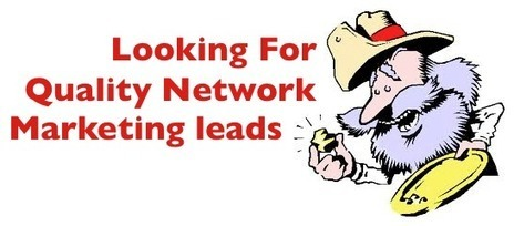 Network Marketing Leads | Online Business from Home | Scoop.it