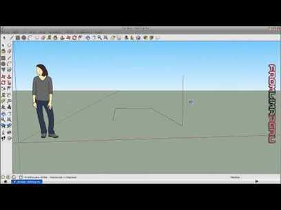 Tutorial de SKETCHUP en Español | tec2eso23 | Scoop.it
