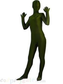 Army green lycra spandex zentai suit Free Shipping - wholesale Unicolor Zentai Suits - wholesale Lycra Spandex Zentai Suits - wholesale Catsuits & Zentai - CosplayGate.Com | zentai morphsuit,zentai morphsuit wholesale | Scoop.it