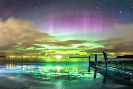 10 Breathtaking Photos Of The Northern Lights, Taken On A Scottish Island | VisitScotland Business Events: MICE-News für Veranstaltungsplaner | Scoop.it