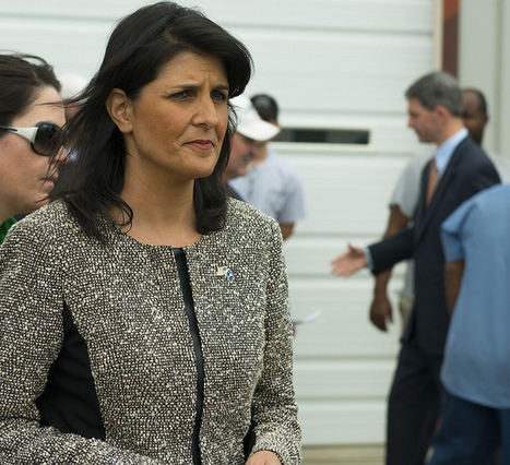 Court Rules Gov. Nikki Haley Violated Civil Rights With Occupy Arrests | immigration reform for all | Scoop.it