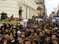 Thousands in Egypt defy curfews, protest Morsi | Égypt-actus | Scoop.it