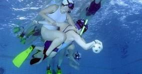 Quando il rugby si gioca... sott'acqua - Live Sicilia | Immersioni sub in Italia | Scoop.it