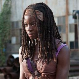 2012 Breakout Stars: Danai Gurira Brings Bloody Goodness to The Walking Dead | walking dead | Scoop.it