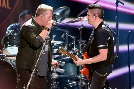 Rascal Flatts to Open for the Rolling Stones at Fourth of July Show | Country Music Today | Scoop.it