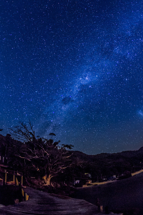 Fotografia noturna: como fazer fotos do céu estrelado | Science Made Simple | Scoop.it