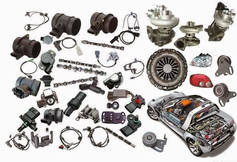 drive car: Building a business for auto parts   motor cars   Scoop.it