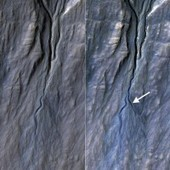 Mysterious New Gully Spotted on Mars - Wired Science | Skylarkers | Scoop.it
