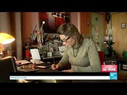 Compréhension orale : la calligraphie - B2 | French learning - le Français dans tous ses états | Scoop.it