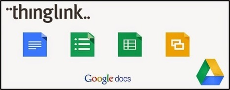 ThingLink & Google Docs Integration is Here! | Pédagogie et numérique | Scoop.it