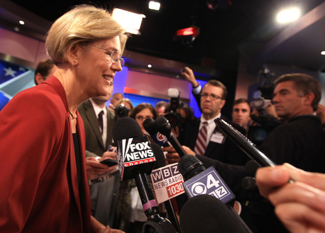 Elizabeth Warren assisted mining company | Massachusetts Senate Race 2012 | Scoop.it