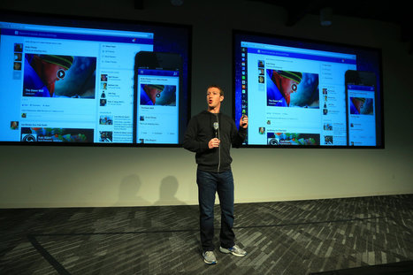 Facebook Shows Off News Feed Redesign   Web Technologies for Learning   Scoop.it