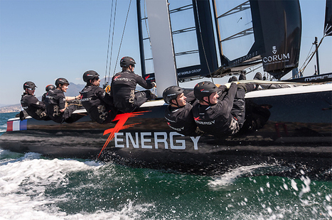 Next World Group joining Energy Team for the Red Bull Youth America's Cup | Next World Energy | Scoop.it