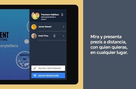 La plataforma de presentaciones Prezi lanza finalmente su aplicación para Android   Conectar Igualdad   Scoop.it