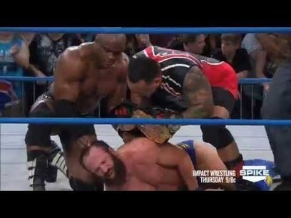 Thursday on IMPACT on SpikeTV - What Is MVP's Plan For Eric Young? | First Topic | Scoop.it