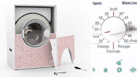 Obsolescence non programmée: un lave-linge conçu pour durer 50 ans @ThePOSITIVR   ObjetsCo   Scoop.it