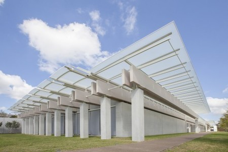 [Texas, USA] Renzo Piano Pavilion at Kimbell Art Museum / Renzo Piano + Kendall/Heaton Associates | The Architecture of the City | Scoop.it