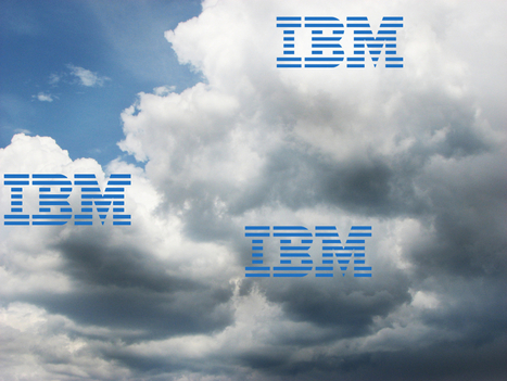 Can the Cloud Really Save IBM? It Might. | Re/code | Info | Scoop.it