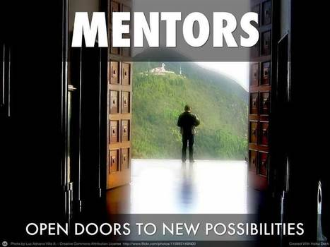 More About What Mentors Do – Committed to mentoring excellence | Mentoring for Leadership Development | Scoop.it