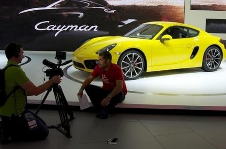 El Cayman S pasa por las manos de Chris Harris | Tuning, motor, car audio | Scoop.it