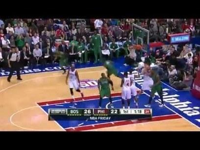Après prolongation, Evan Turner gâche le triple ... | Basket ball , actualites et buzz avec Fasto sport | Scoop.it