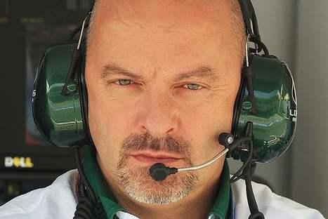 Gascoyne may make F1 return with Renault | F 1 | Scoop.it