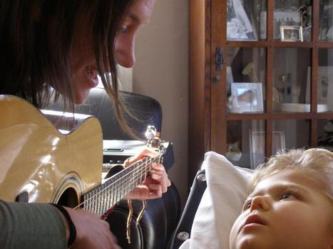 Music therapy can help improve learning, growth and development | working it out in therapy | Scoop.it