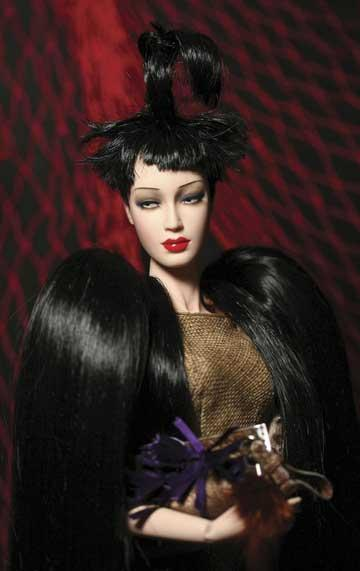 "Sybarites fashion doll steal the limelight - China.org.cn | 16""Fashion dolls 