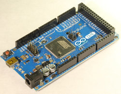 First ARM-Based Arduino Board with Atmel SAM3U | Embedded Systems News | Scoop.it
