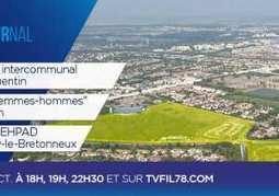 Social : bientôt un EHPAD à Montigny-le-Bretonneux - TVFIL78 | LAURENT MAZAURY : ÉLANCOURT AU CŒUR ! | Scoop.it