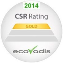 Ricoh Awarded Highest Gold Rating in EcoVadis Supplier Survey | Sustainable supply chain | Scoop.it