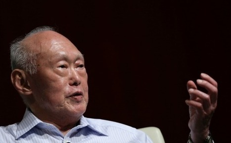 Interview: Lee Kuan Yew on the Future of U.S.- China Relations | China Commentary | Scoop.it