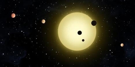 Exoplanètes : deux nouvelles candidates à la découverte de la vie | Beyond the cave wall | Scoop.it