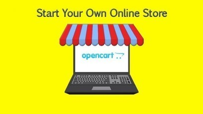 online courses: Start Your Own Online Store Opencart eCommerce Shopping Cart   Online Courses   Scoop.it