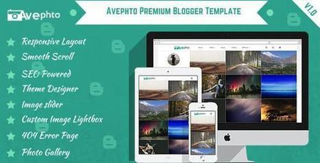 New Blogger Theme Installed. | Blogger themes | Scoop.it