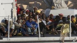 Mapping Mediterranean migration | Global Affairs & Human Geography Digital Knowledge Source | Scoop.it