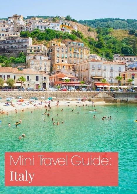 Italy: Mini Travel Guide | International roaming | Scoop.it