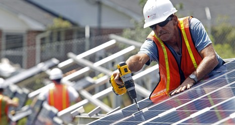 90 Percent Of States Added Solar Jobs In 2013, Fueled By Growth In The South | Sustain Our Earth | Scoop.it