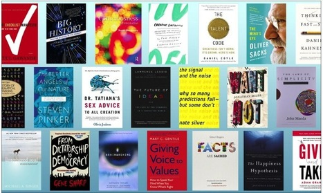 50 Books Worth Reading This Year As Recommended by TED ~ Educational Technology and Mobile Learning | Reading for all ages | Scoop.it