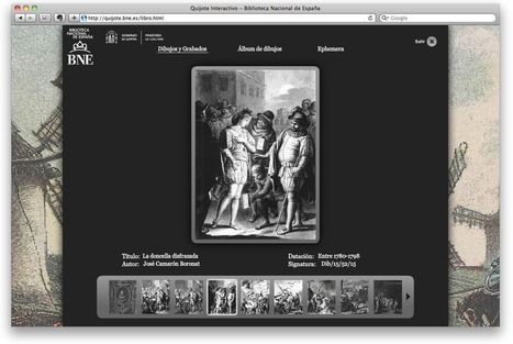Digital Humanities Spotlight: 7 Important Digitization Projects | Random Ephemera | Scoop.it
