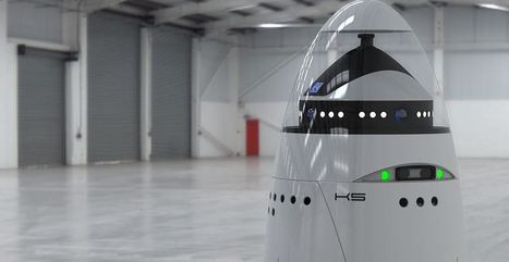 Stop worrying about the crimes: Now this era begins with a robot's - TechWaq.com | Robotics | Scoop.it