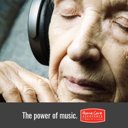 Music Therapy for seniors | Home Care Assistance of Bloomfield | Scoop.it