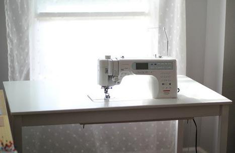 DIY IKEA INGO Sewing Table | BricoService - Manutenzioni residenziali | Scoop.it