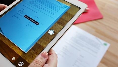 Acrobat Reader Mobile peut désormais numériser vos documents | TechnoTIC | Scoop.it
