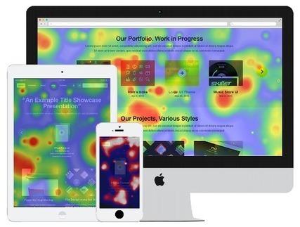 Dynamic Heatmaps for the Web. | Web Visualisierungen | Scoop.it