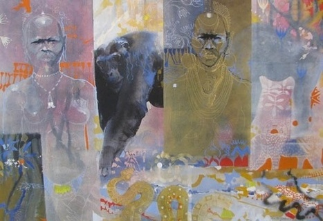 South African art   demisting   Matric Art Research Project   Scoop.it