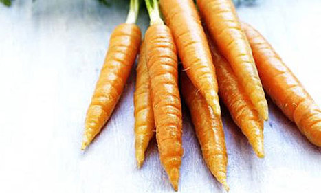12 things you probably didn't know about carrots | @FoodMeditations Time | Scoop.it