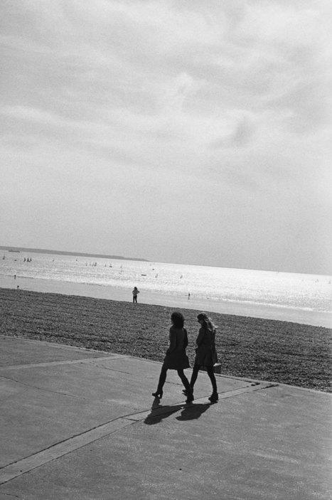 Exposition Photo : Le Havre en noir et blanc de Bernard Plossu   Exposition Photographie   Scoop.it